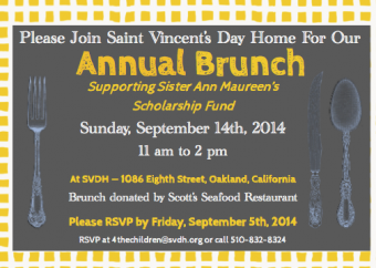 2014 Brunch Invitation