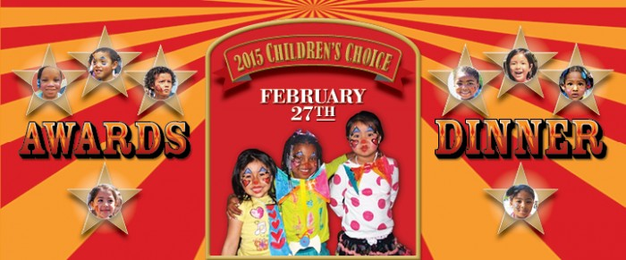2015-02 Children's Choice Awards Dinner