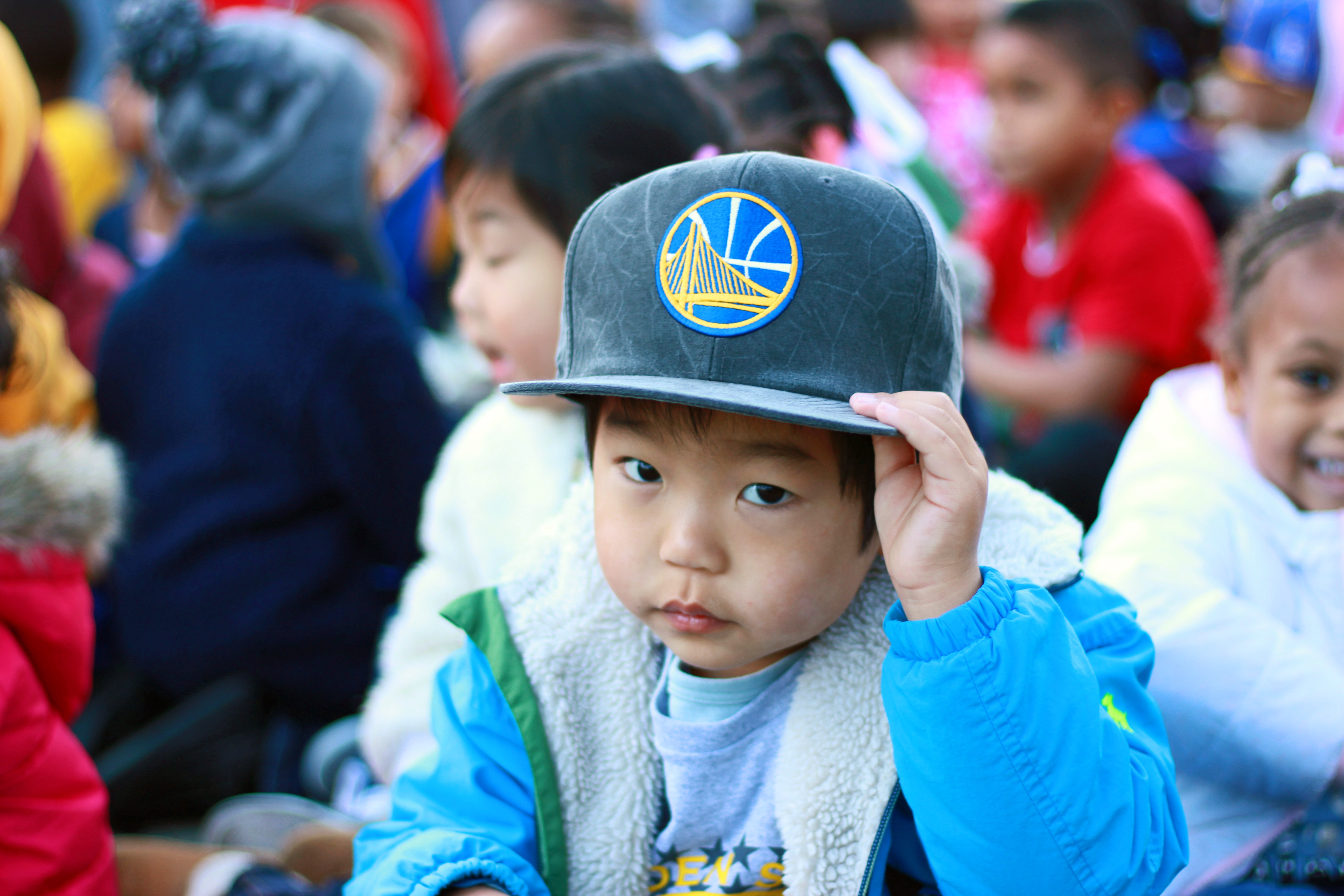 The Golden State Warriors Community Foundation will be awarded the 2017 Children's Choice Award.