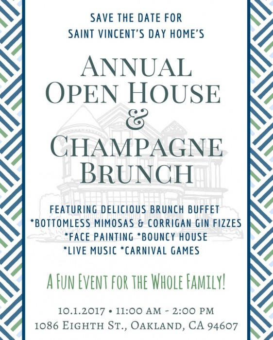 Save the Date Brunch 2017
